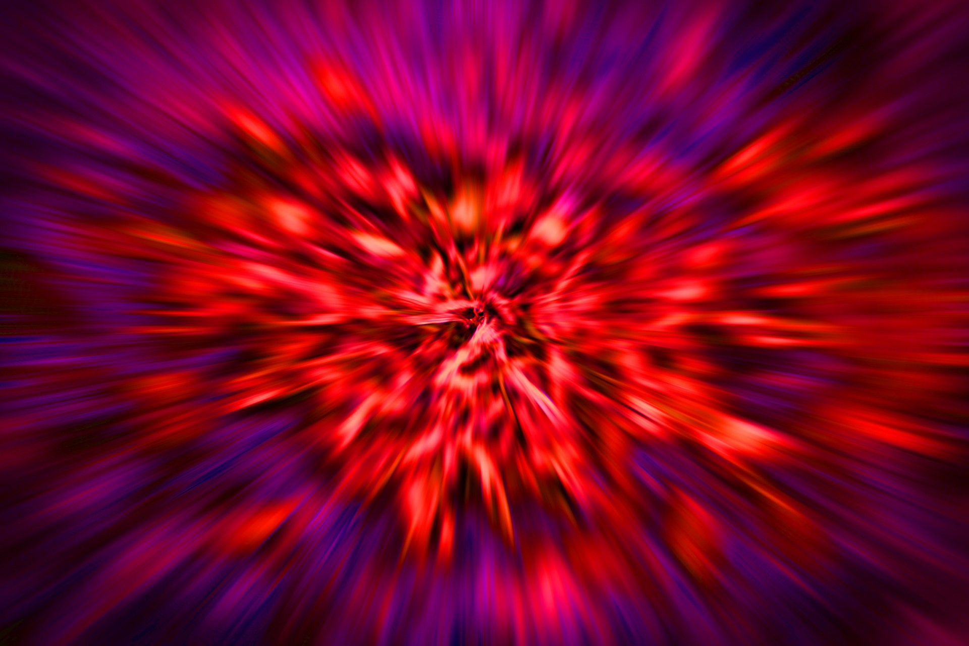 purple-and-red-zoom-burst-effect